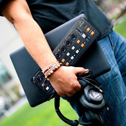 Battery Powered – Portable and Perfect Sound for Those on the Go