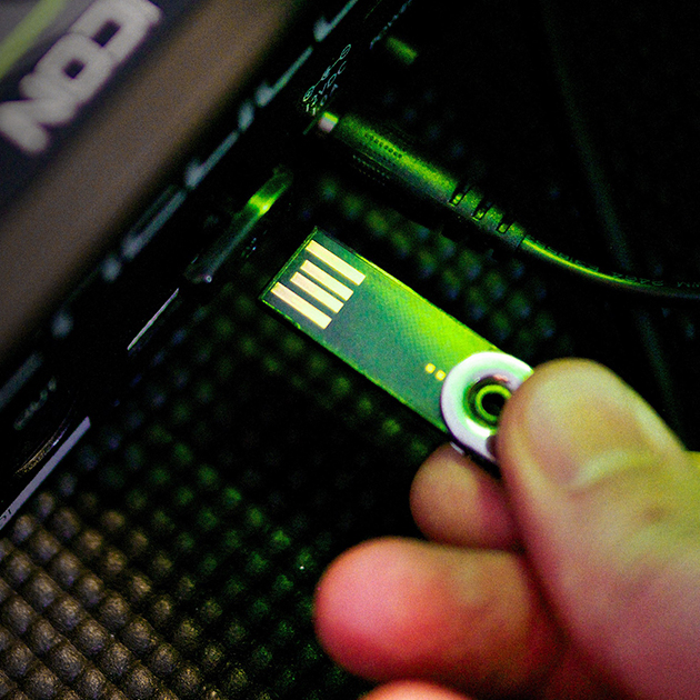 Recording & Sharing Power