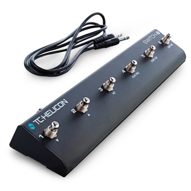 Extend Control with Stompbox Expansion