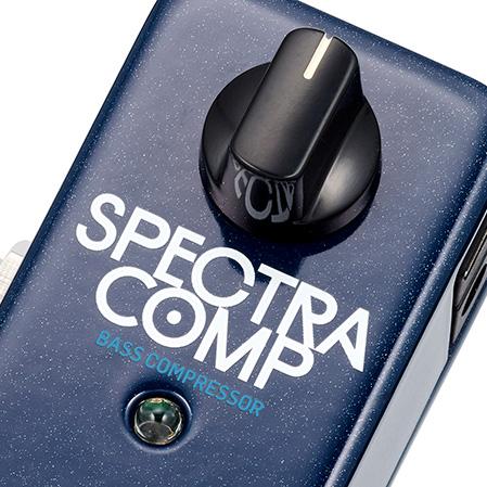 เอฟเฟคเบส คอมเพรสเซอร์ TC Electronic Spectracomp Bass Compressor
