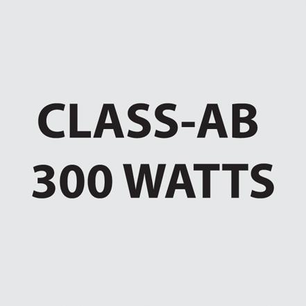 Bi-Amplification Via Class-AB
