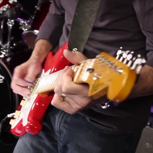The Unbeatable Guitar Road Kit